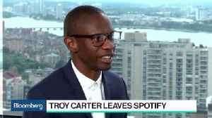 News video: Troy Carter Says Music Isn't a Winner-Take-All Market