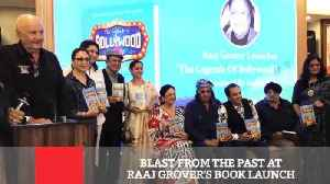 Blast From The Past At Raaj Grover's Book Launch [Video]