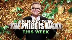 The Price is Right - Big Money Week (Preview) [Video]