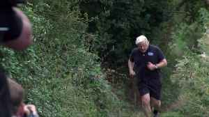 Boris asked if Chequers deal is dead as he jogs near home [Video]