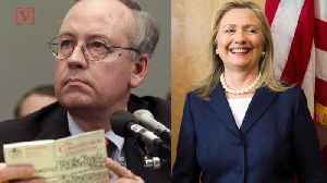 Ken Starr Says He Considered Charging Hillary Clinton With Perjury, in New Memoir of the Clinton Investigation [Video]