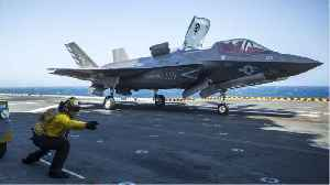 Russian Threats Bring Marine F-35 Aircraft Carrier To Middle East [Video]