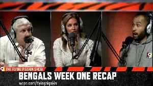 News video: How the Cincinnati Bengals scored a comeback win | Flying Pigskin Podcast (9/10/18)
