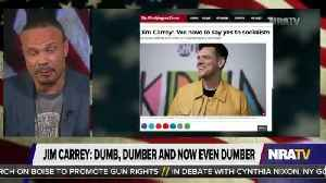 "Bongino: No, Jim Carrey, ""Socialism"" Is Not the Same Thing as ""Socialized"" [Video]"