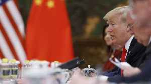 Trump Considers Punishing China For Human Rights Violations [Video]