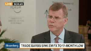 Asia Development Bank's Groff on Asia Growth, Trade War, Strategy [Video]
