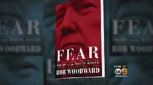 'There's A War On Truth': Bob Woodward Responds To Criticism Of Book Trump Calls 'Joke' [Video]