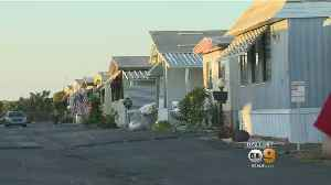Residents Claim Mobile Homes Sinking Into Landfill In Suit Against Long Beach Landlord [Video]