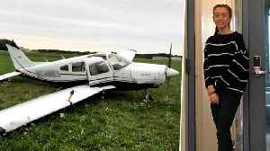 17-Year-Old Student Pilot Successfully Lands Plane After Emergency [Video]