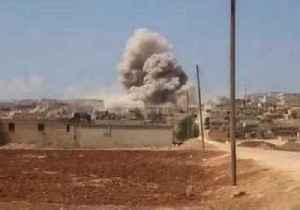 Explosions Rock Town in Southern Idlib as Government Offensive Looms [Video]
