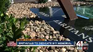 Smithville dedicates new 9/11 memorial on 17th anniversary of attacks [Video]