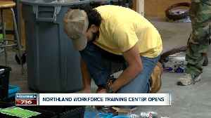 Northland Workforce Training Center open [Video]