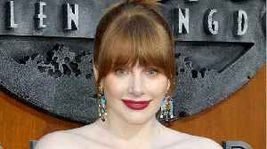Bryce Dallas Howard Wants Original Jurassic Park Characters Back In The Franchise [Video]