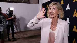 Olivia Newton-John Diagnosed With Cancer A Third Time [Video]
