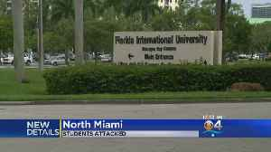 Police Investigate Attack On 2 High School Students At FIU's Biscayne Bay Campus [Video]