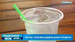 Results of survey show Orlando wants to go green [Video]