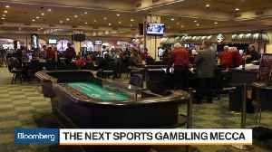 New Jersey Could Be the Next Sports Gambling Mecca [Video]