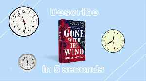5 Second Summaries with Off the Shelf: GONE WITH THE WIND [Video]
