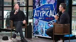 "Michael Rapaport Discusses Working With Jennifer Jason Leigh And The ""Atypical"" Cast [Video]"