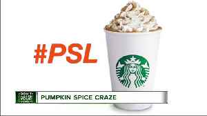 Has the pumpkin spice craze gone to far [Video]