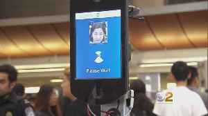 LAX Testing Facial Recognition Technology [Video]
