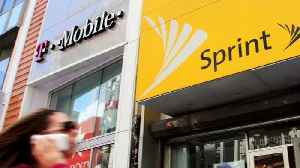 FCC Temporarily Stops Review Of T-Mobile, Sprint Merger [Video]
