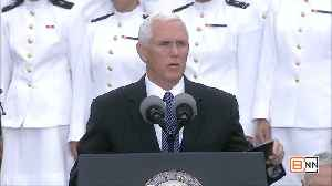 VP Pence At 9/11 Pentagon Ceremony Gives Emotional Closing remarks [Video]