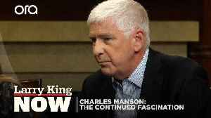 Journalist Steve Oney reveals Manson's followers may have killed up to 40 people [Video]