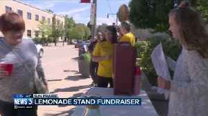 Lemonade stands raises money for Sun Prairie Disaster Relief Fund [Video]