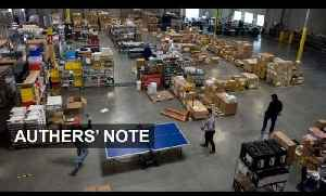 Stronger dollar, weaker exports? | Authers' Note [Video]