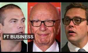 Murdoch In for Murdoch at Fox | FT Business [Video]