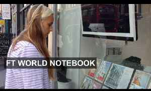 News video: London Living Costs Hitting Young People Hard | FT World Notebook