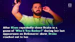 Drake Can't Get Text Back From Heidi Klum [Video]