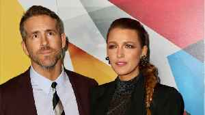 Blake Lively Says Viral Video Of Her And Ryan Reynolds At Taylor Swift Concert Is 'Embarrassing' [Video]