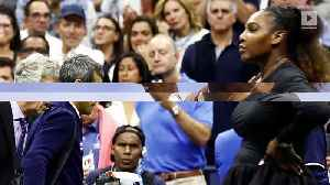 Tennis Umpires Reportedly Consider Boycotting Serena Williams' Matches [Video]