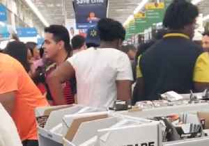 Chaos in North Carolina Walmart as Shoppers Stock up Ahead of Hurricane Florence [Video]