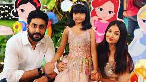 Abhishek Bachchan worries about Aaradhya Bachchan; Here's Why   FilmiBeat [Video]