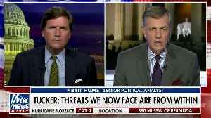 Brit Hume discusses socialism, leaders who hate America, with Tucker [Video]