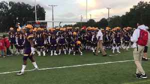 New Orleans High School Football Team Impress With Insane Field Entrance [Video]