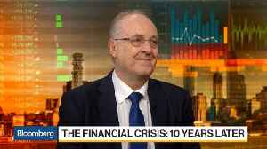 News video: U.S.-Sourced Crisis Looks Highly Unlikely, Ex-S&P Vice Chair Sheard Says