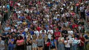 Catalina Foothills High School honors 9/11 victims, first responders [Video]