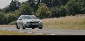 The new BMW 3 Series - Testing at the Nürburgring [Video]