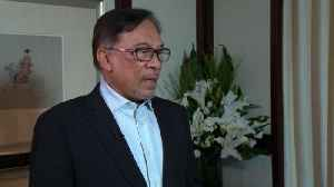 Anwar on Trade War, Malaysia-China Deals, Debt, Mahathir, Economy, 1MDB [Video]