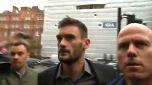 Lloris appears in court on drink-driving charge [Video]
