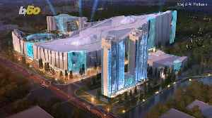 This Will Be the Largest Indoor Ski Resort in The World [Video]