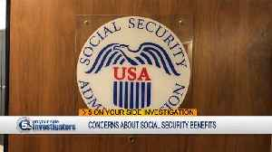 Concerns about social security benefits [Video]