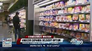 Amazon brings Whole Foods grocery delivery to Tucson [Video]