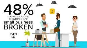 Study–Small Business Lending is 'Broken' [Video]
