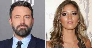 Ben Affleck & Playboy's Shauna Sexton Are 'Getting to Know Each Other' as He's in Rehab: Source [Video]