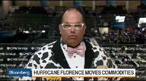 News video: Hurricane Florence Provides Market Boost to Hogs, Commodities